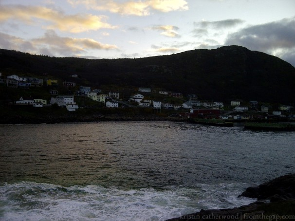 November 2, 2012. Petty Harbour
